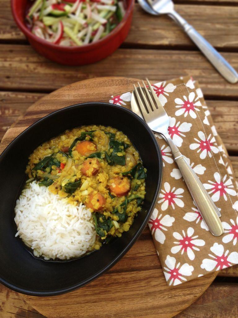 Nourishing dhal