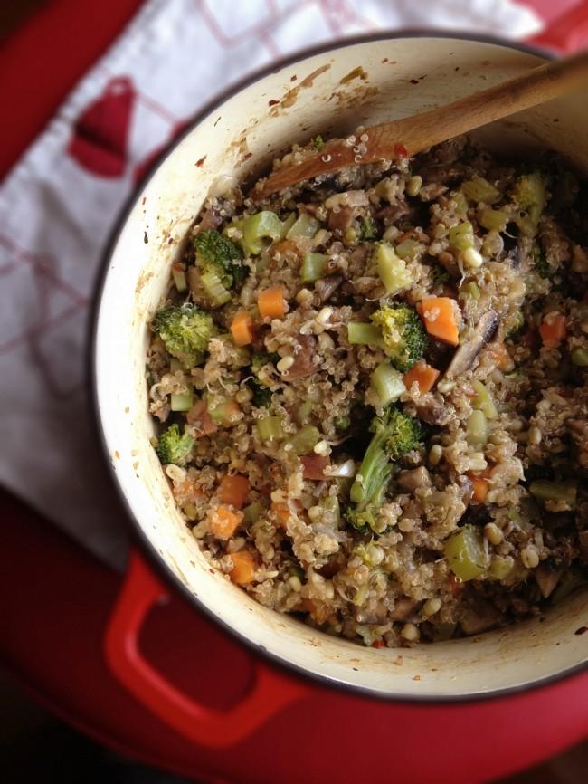baked-quinoa-risotto