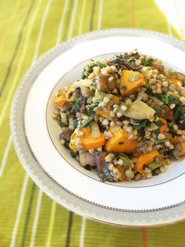 buckwheat-lentil-risotto