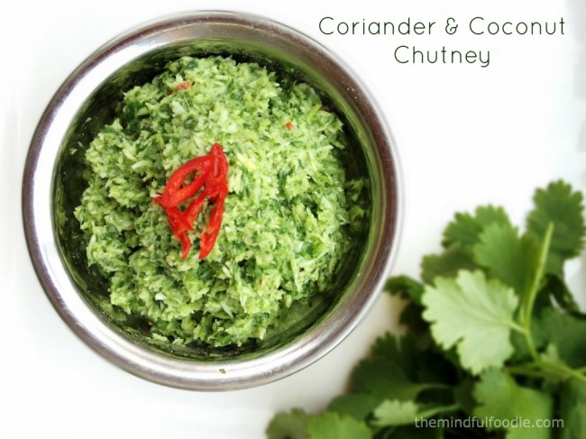 Coconut-Coriander-Chutney