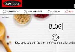 Swisse blog